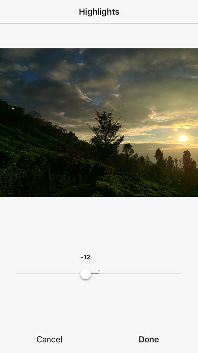 Learn to edit using Instagram