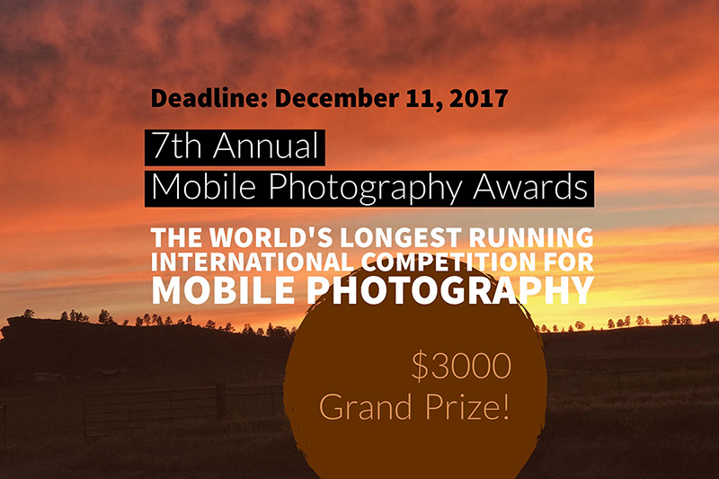 MPA - smartphone photography contests