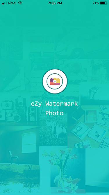 Add your signature as watermark on your mobile photos - 101